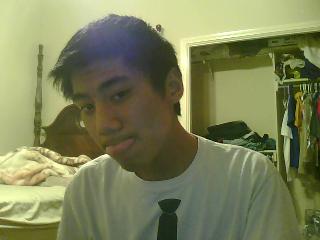 I gots a tie on a shirt :D 110