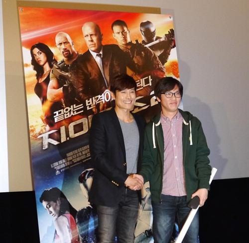 Lee Byung Hun projette de réinventer son personnage dans G.I. Joe 3!! Gijoe310