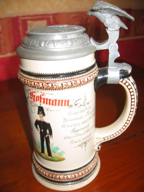 Post sur les objets du réserviste  de  l'empire allemand - Page 2 Chope_19