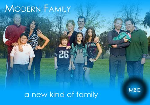 Modern Family, un nuevo tipo de familia Modern10