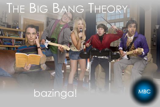 The big bang theory, bazinga! The_bi10