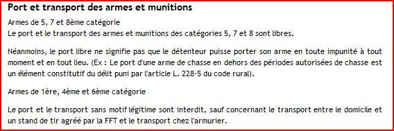Transport arme France/Belgique Transp10