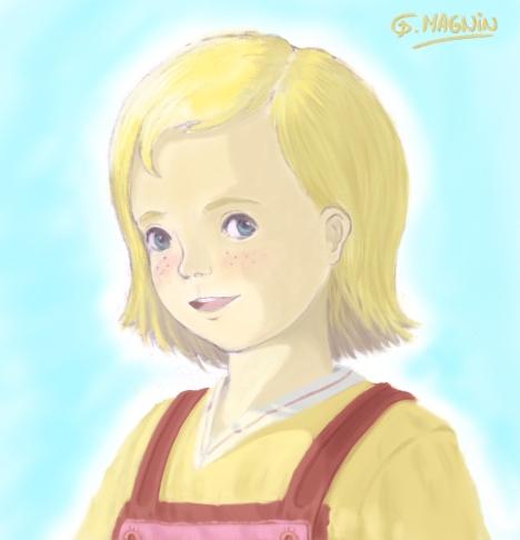Annette Barniel (ma petite préférée ^^) recolorisation Annett12