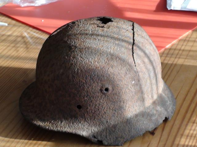 Vos casques allemands WW2... - Page 5 Asque10