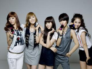 Music kpop 4minut10