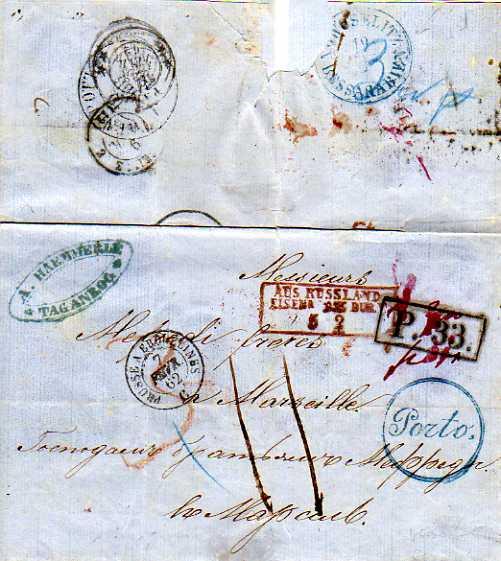 Russland über Österreich Taganr12