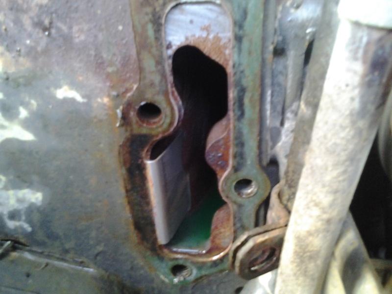 chauffe moteur 416 Unimog16