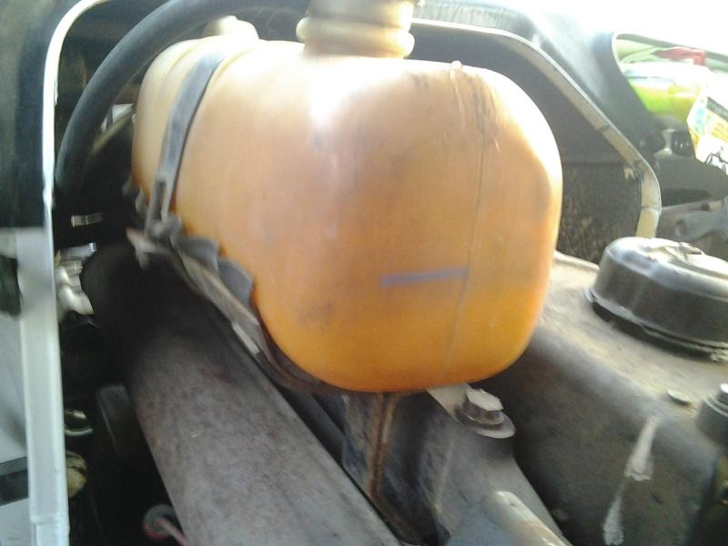 chauffe moteur 416 Unimog17