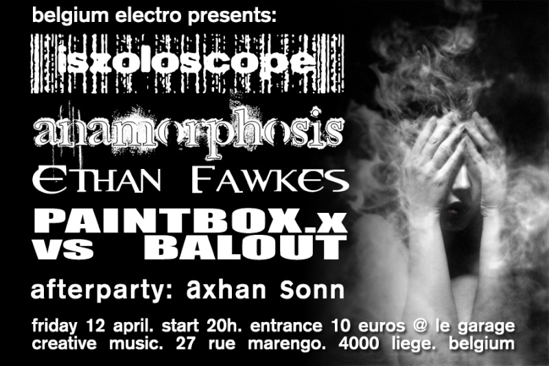 Iszoloscope,Anamorphosis,Ethan Fawkes,Paintbox.x,Axhan Sonn Flyer-10