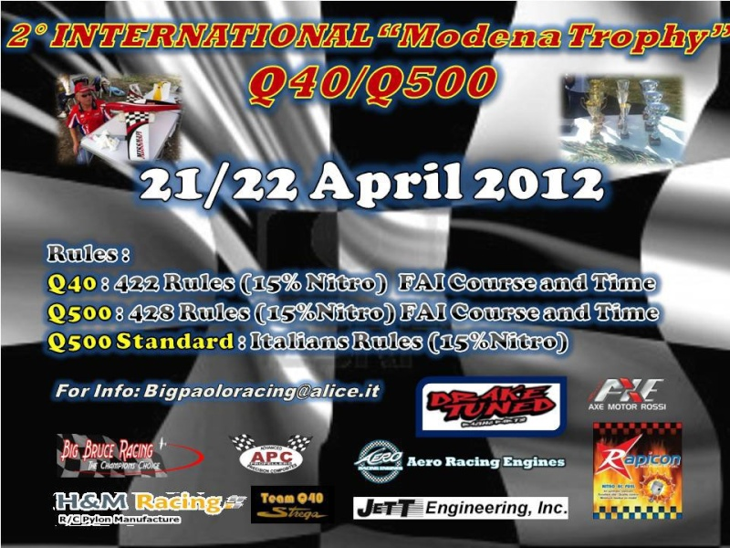 Q40-Q500 Modena Trophy 42205110