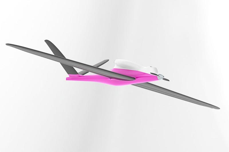 KASKADD-V de AJ Aeromodels Pylon-10