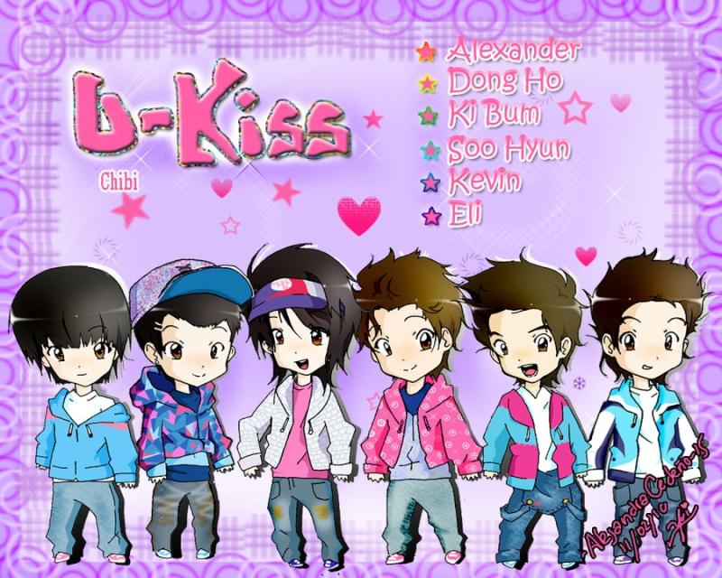 ♥U-Kiss♥