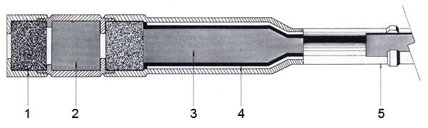 Silencieux pour Mosin Nagant 91719510