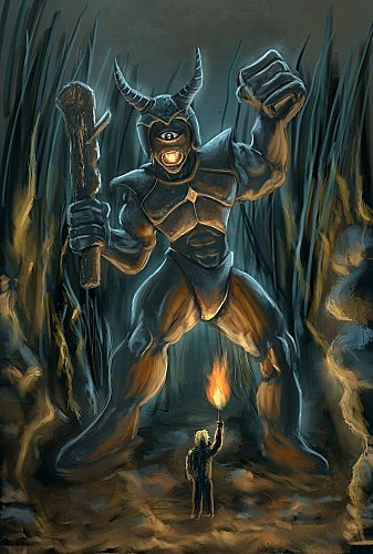 Les Monstres de la Terre Cyclop10