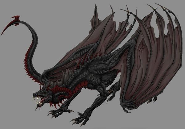Aravis, la dernière dragonne [Edit Août 2013] Dragon10