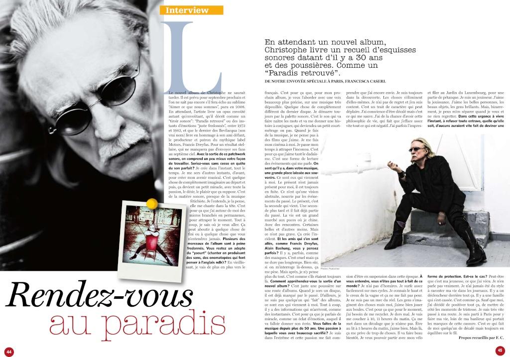 Le Soir (Quotidien Belgique) 14 mars 2013 00000011