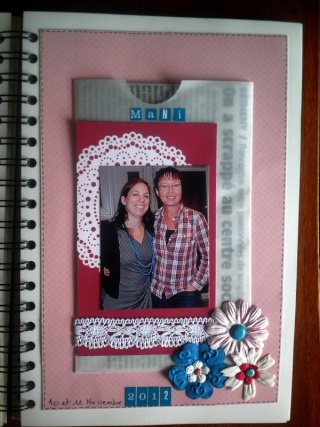 "*FAMILY DIARY 2012"" de Ckarine * MAJ 29/09/13  1710"