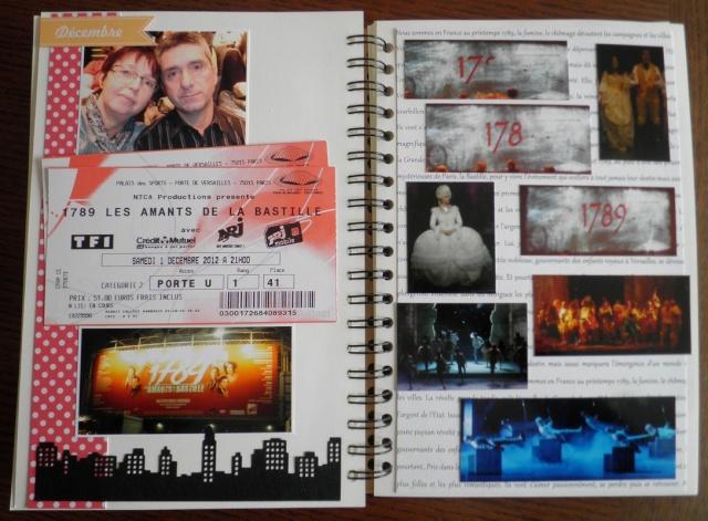 "*FAMILY DIARY 2012"" de Ckarine * MAJ 29/09/13  R10"
