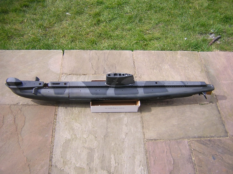 darnell porpoise class submarine  Dscn6413