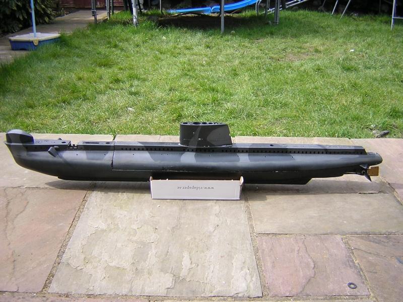 darnell porpoise class submarine  Dscn6414