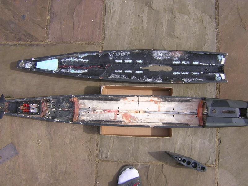 darnell porpoise class submarine  Dscn6418