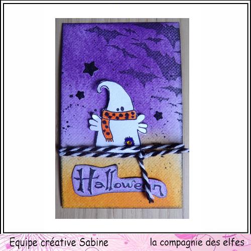 Cartes créatives d'Octobre. Sabine15
