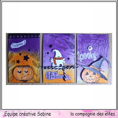 Cartes créatives d'Octobre. Sabine17