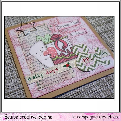 le 16 décembre sketch carte ou page Sabine56