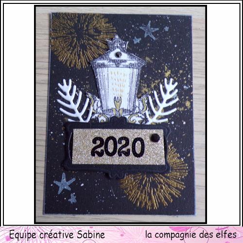 Challenge ATC de Janvier 2020. Sabine94