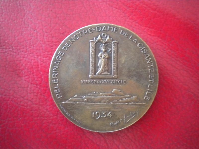 Médaille de pèlerinage 1934 (Janvier-Berchot) Dscn3824