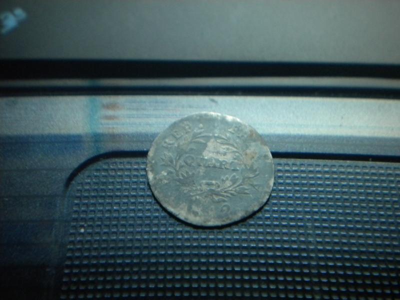 Quart de franc Bonaparte premier consul AN 12 A Dscn3911