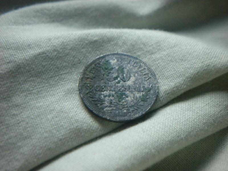50 centesimi vittorio emanuele II 1863 Dscn3914