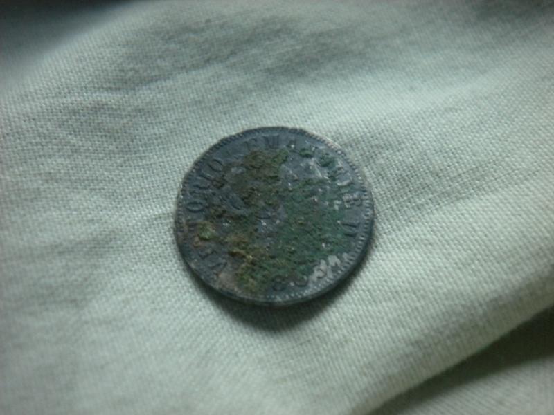 50 centesimi vittorio emanuele II 1863 Dscn3915