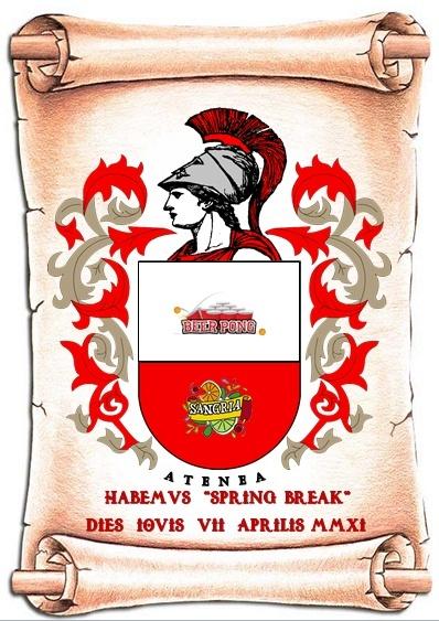 SPRING BREAK 2011 (Noticias) Cartel10