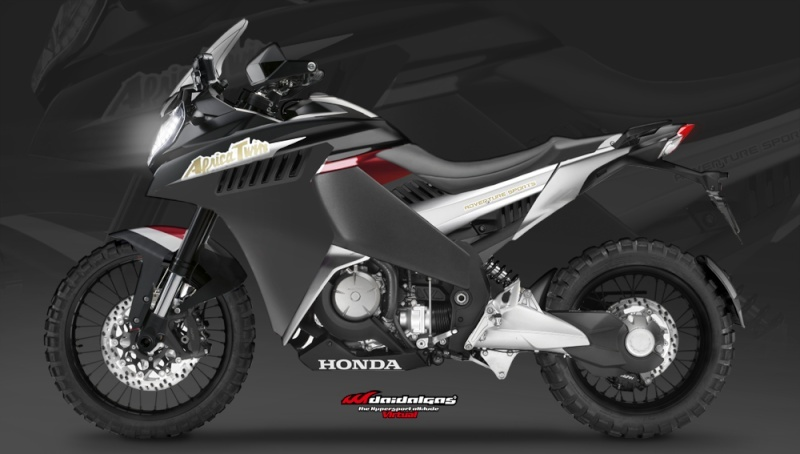 I Have a Dream cette nuit(la nouvelle africa twin) Africa10