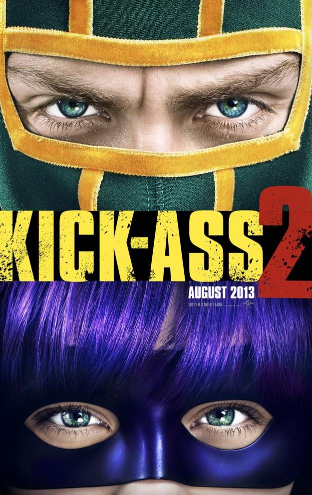 Kick Ass 2 : balls to the wall Kickas10