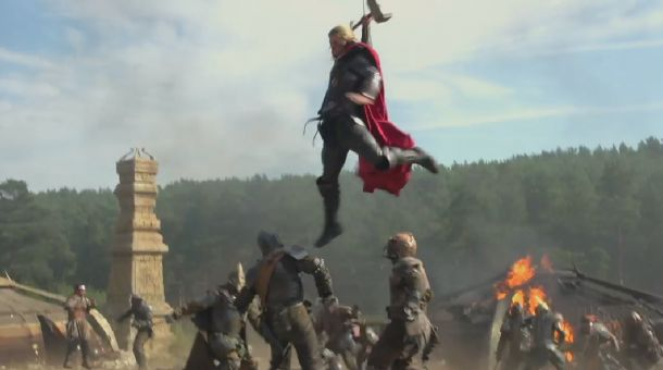 Thor : The Dark World Marvel19