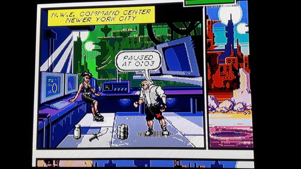 Megadrive Mini : Quels sont les 40 jeux que vous aimeriez voir sur cette console ? - Page 4 Recalb12
