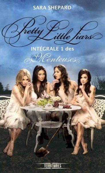 Les Menteuses, Intégrale Tome 1 : Pretty Little Liars 812mud12