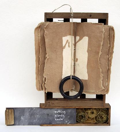 [Art] Livres objets-Livres d'artistes - Page 6 Nothin10