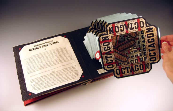 [Art] Livres objets-Livres d'artistes - Page 6 Octago10