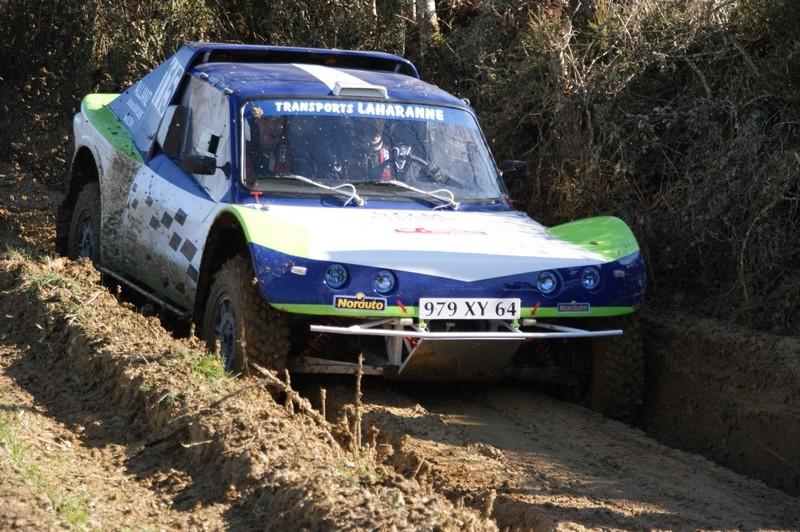 Photos n°115 buggy bleu/blanc/vert Yann110