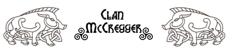 Clan McCregger Forum