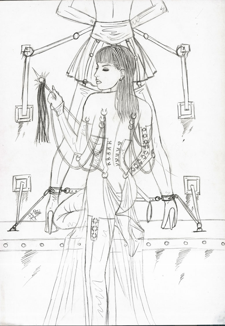 The art of Hizoumie Dorian10
