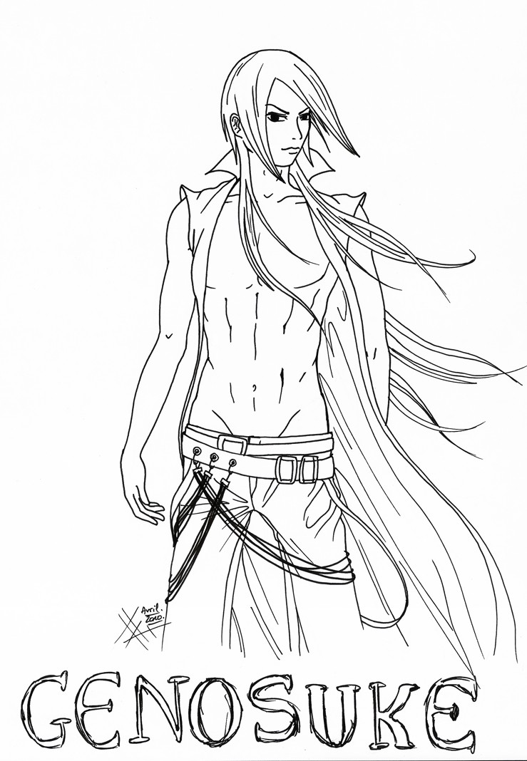 The art of Hizoumie Genosu13