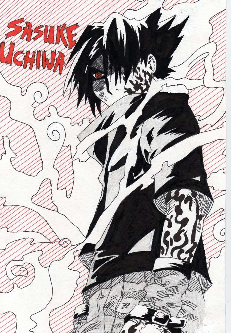 The art of Hizoumie Naruto13
