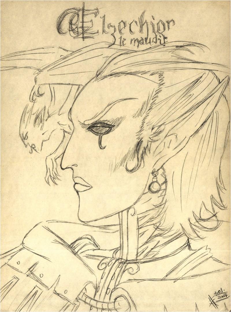 The art of Hizoumie Olivie10