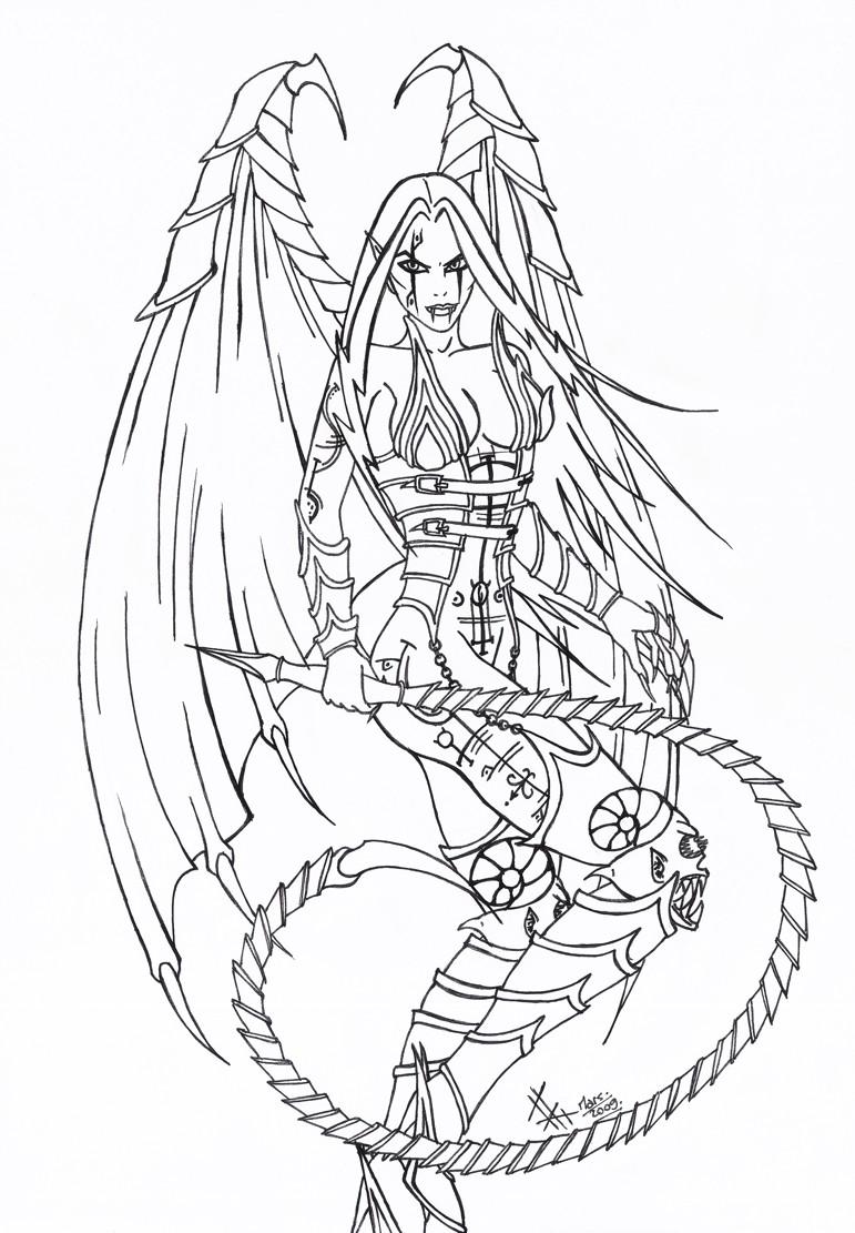 The art of Hizoumie Vampir14