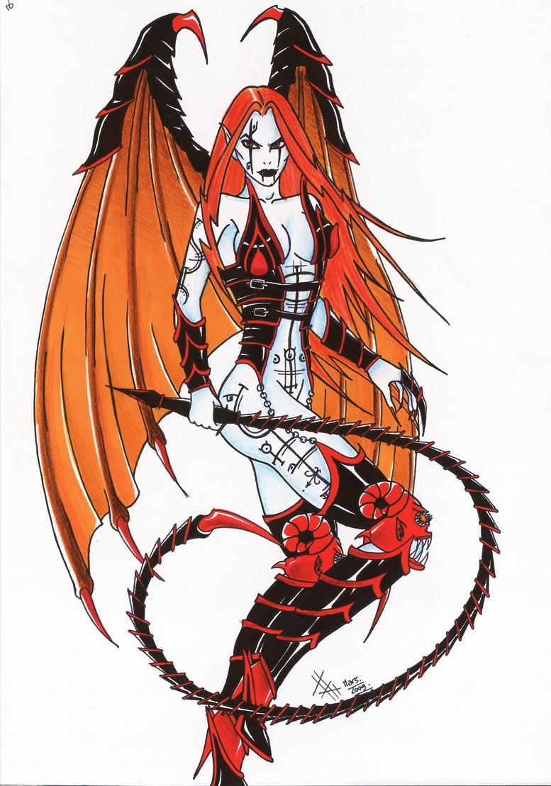The art of Hizoumie Vampir15