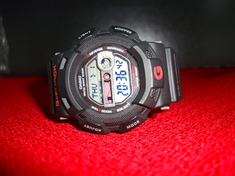 quelques photos de ma chronomat Dsc00711